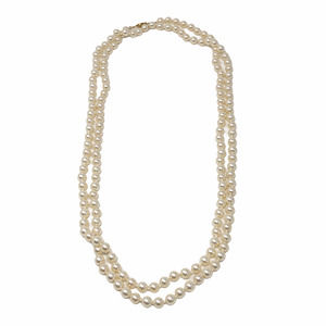 """Unbranded Faux Pearl 29"""" Necklace"""